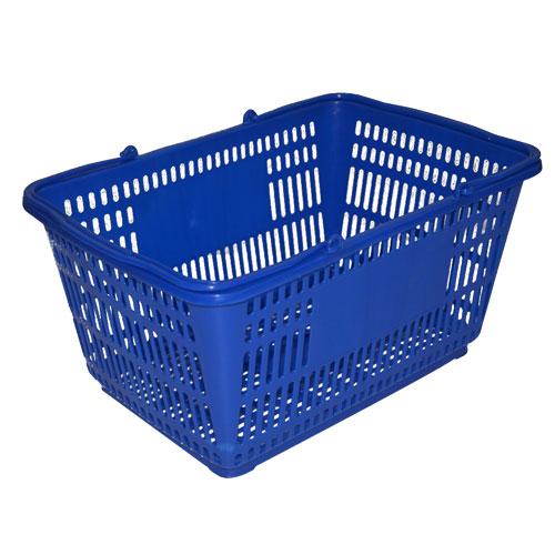 plast kjøpesenter kurv med håndtak